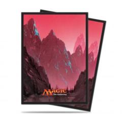 Ultra Pro John Avon Mountian Standard Deck Protector sleeves for Magic 80ct
