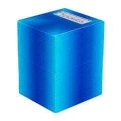 Defender Deck Box, Texture Series, Dragon, Ice Blue