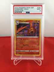 Charizard - Vivid Voltage Prerelease Promo - PSA 9 MINT