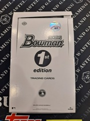 2021 Topps Bowman First Edition Hobby Box