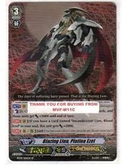 Blazing Lion, Platina Ezel - BT09/S06EN - SP