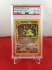 Charizard - Holo - Base Set - PSA 4 VG-EX 52727195