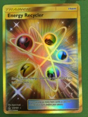 Energy Recycler - 143/131 - Secret Rare