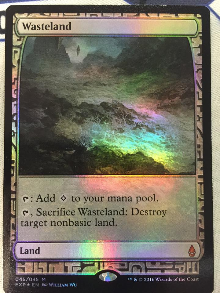 Wasteland Expedition - Foil