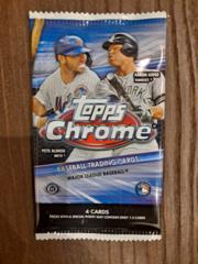 2020 Topps Chrome Baseball Hobby Pack