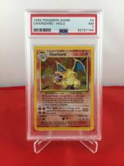 Charizard - Holo - Base Set - PSA 7 NM 52727194