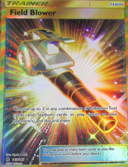 Field Blower  - 163/145 - Secret Rare