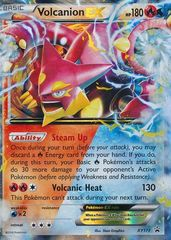 Volcanion-EX - XY173 - Battle Heart Tins Promo