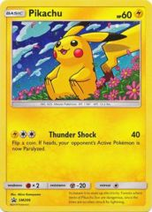 Pikachu - SM206 - SM Black Star Promos