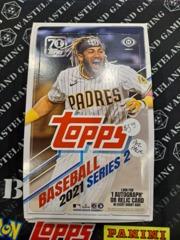 2021 Topps Series 2 Baseball Hobby Box