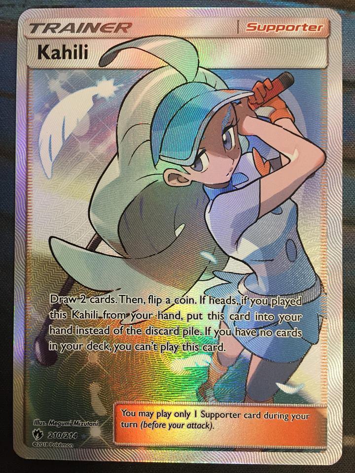 1x Suicune GX 200//214 Full Art Ultra Rare NM-Mint Pokemon SM08 Lost Thunde