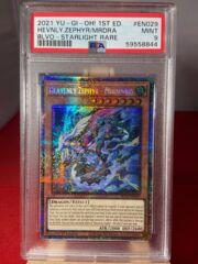 Heavenly Zephyr - Miradora - BLVO-EN029 - Starlight Rare - Mint PSA 9 - 59558844 - POP 1