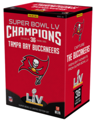 2021 Panini Super Bowl Champions Set Tampa Bay Buccaneers