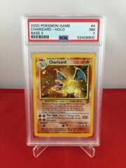 Charizard - Holo - Base Set 2 - PSA 7 NM 52409900