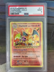 Charizard - Holo - XY Evolutions - PSA 9 Mint