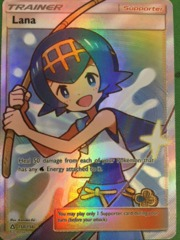 Lana - 150/156 - Full Art Ultra Rare