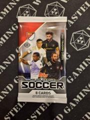 2021 Topps MLS Hobby Pack