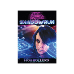 Shadowrun 6th Edition - High Rollers Dice