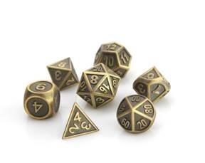 RPG Gothica Set - Battleworn Gold