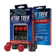 Star Trek Adventures: Command Division Roleplaying Dice Set