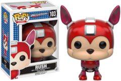 Pop! Games Megaman - Rush