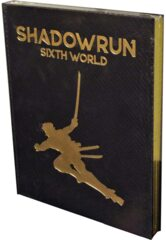 Shadowrun - Sixth World, Core Rulebook (6th Edition) (Limited Edition)
