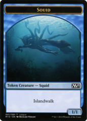 Squid Token - M15 League Promo
