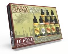 Army Painter Metallics 8-piece Paint Set