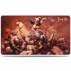 Ultra Pro The Destroyer Playmat by Frank Frazetta