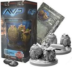 AvP - The Hunt Begins: Alien Egg Cluster