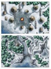 D&D Icewind Dale Map Set
