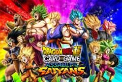 Assault of the Saiyans Prerelease - Dragon Ball Super Card Game