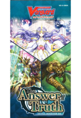 V Extra Booster 04 - The Answer of Truth Booster Pack