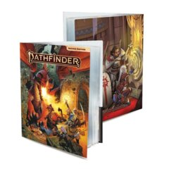 Pathfinder RPG (Second Edition): Character Folio