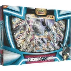 Lucario-GX Box