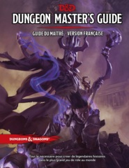 VF 5th Edition Dungeon Master's Guide (version française)