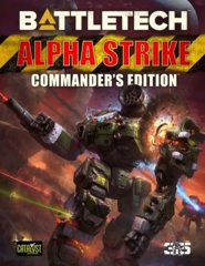BattleTech: Alpha Strike - Commander's Edition