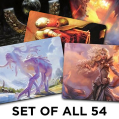 Art Series Complete Set of 54