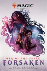 War of the Spark: Forsaken (Magic: The Gathering) Hardcover
