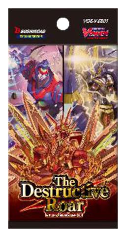 V Extra Booster 01: The Destructive Roar Booster Pack