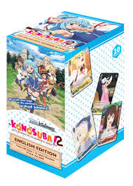 Konosuba - God's Blessing On This Wonderful World 2 Booster - Booster Box