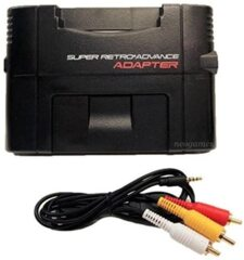 Acc: Super Retro Advance Adapter (with Cables) - Play Game Boy Advance games on your SNES!