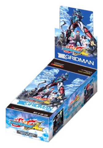 Ace Ultimate Booster Cross Vol. 5 - SSSS.GRIDMAN Booster Box