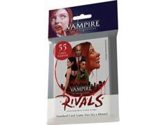 Vampire The Masquerade - Rivals - Card Game sleeves A