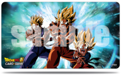 Ultra Pro - Dragon Ball Super: Playmat - Family Kamehameha
