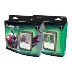 Zendikar Rising Commander Decks - Set of 2