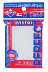 KMC Perfect Mini Sleeves - 100ct
