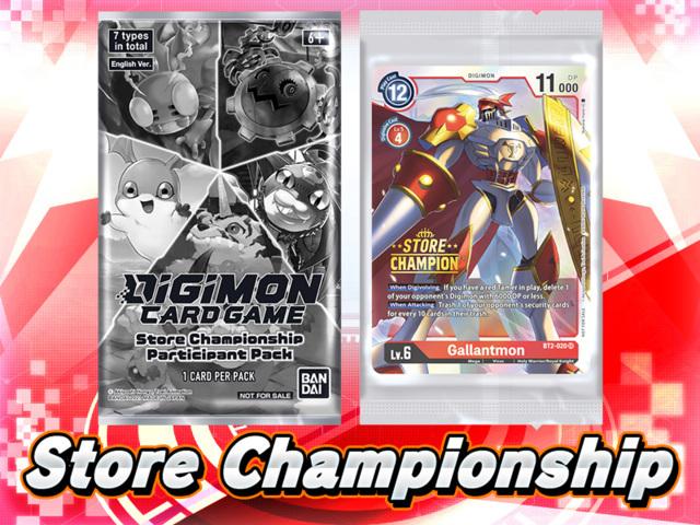 Digimon store championship Saturday 25 12PM