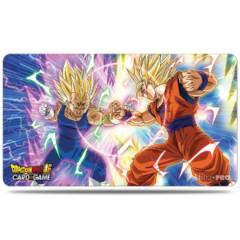 Ultra Pro - Dragon Ball Super Playmat - Super Vegeta vs Goku