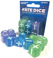 Fate Dice - Accelerated Core Dice